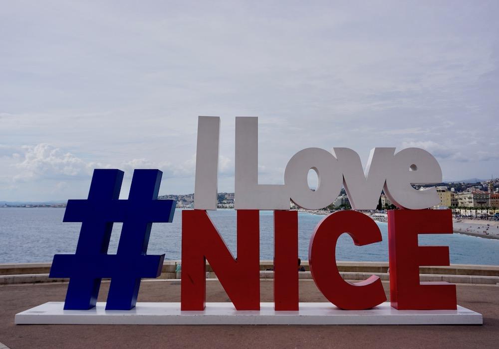 I Love Nice Frankrijk