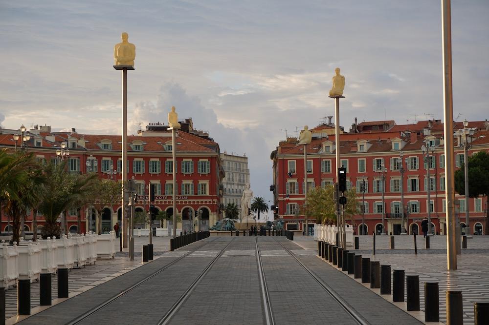 Place Masséna Nice Frankrijk