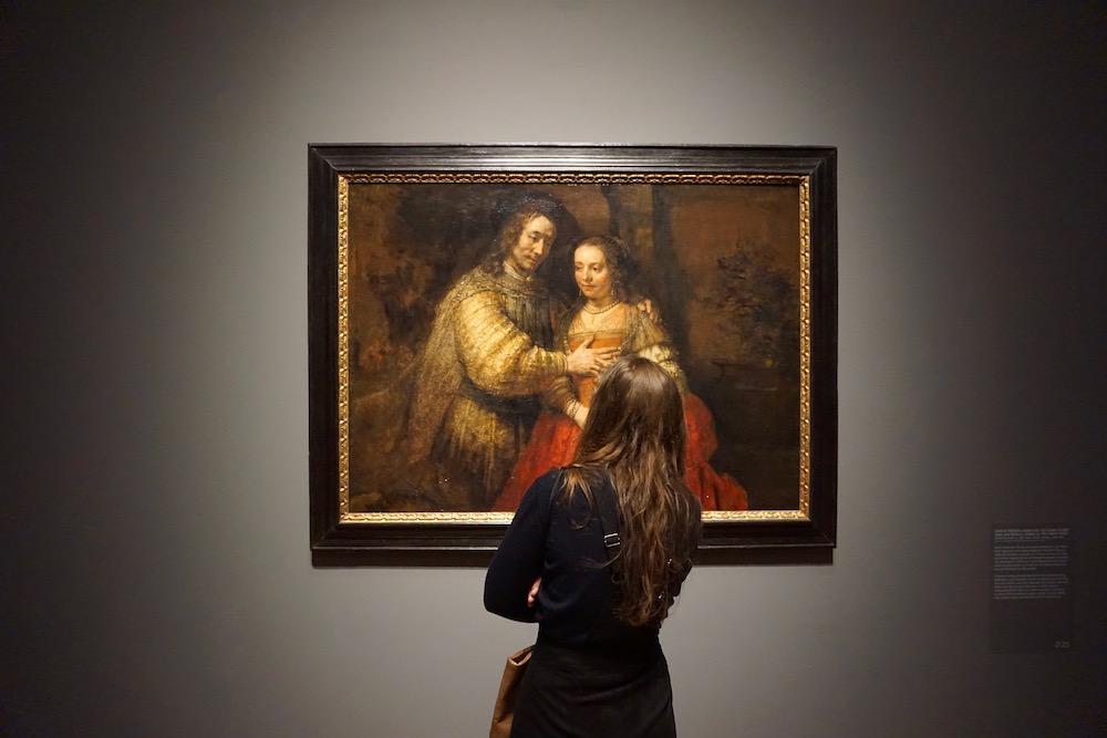 Alle Rembrandts Rijksmuseum Amsterdam