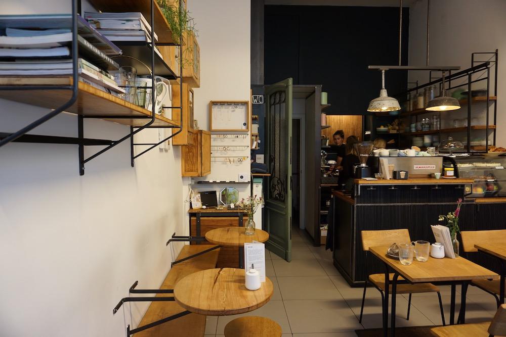 Eten en drinken in Leuven Koffie en Staal