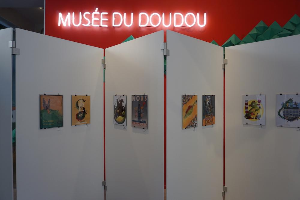 Musée du Doudou Mons België