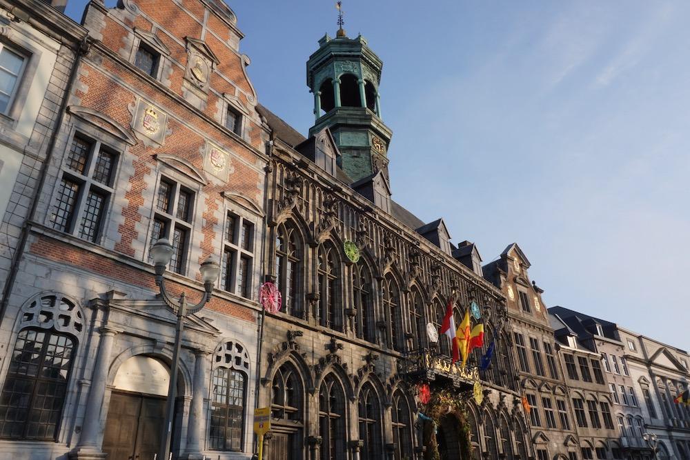Stadhuis Mons België