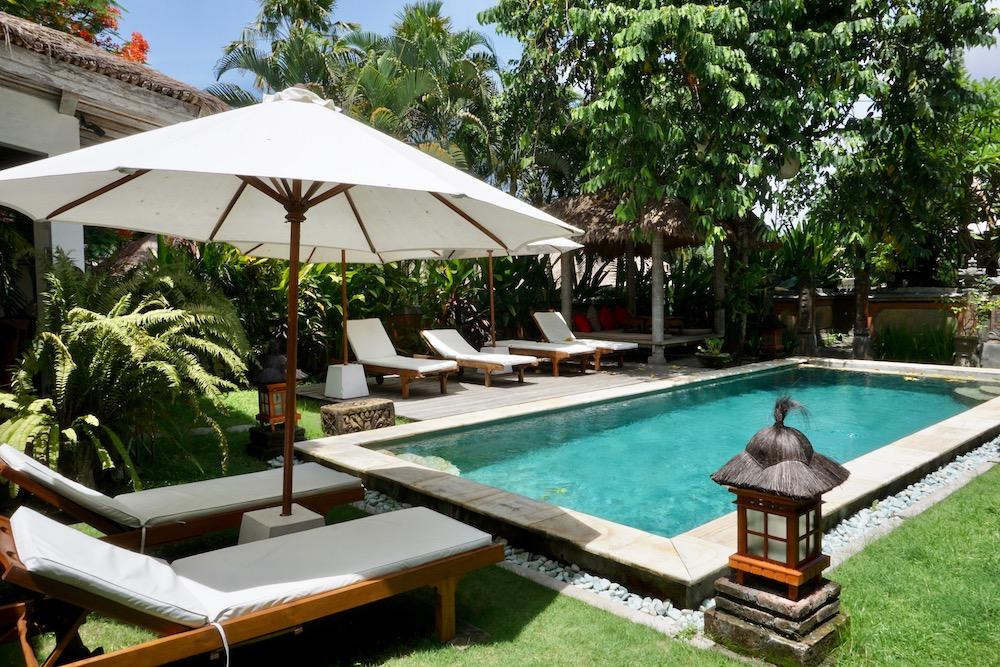 Accommodaties Bali Papaya Guesthouse Canggu