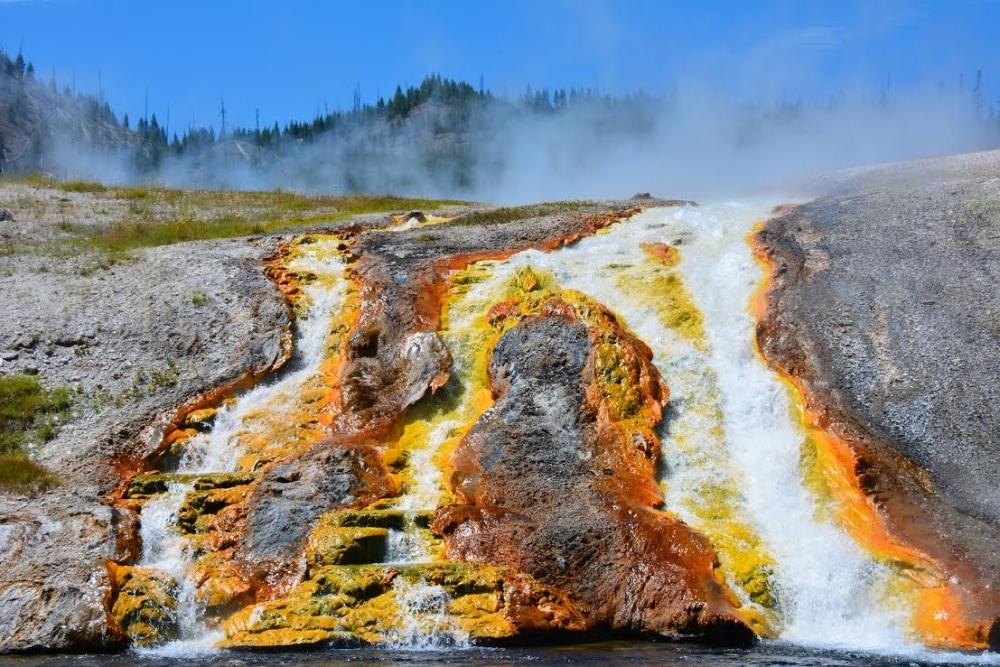 De mooiste nationale parken ter wereld Yellowstone National Park Verenigde Staten