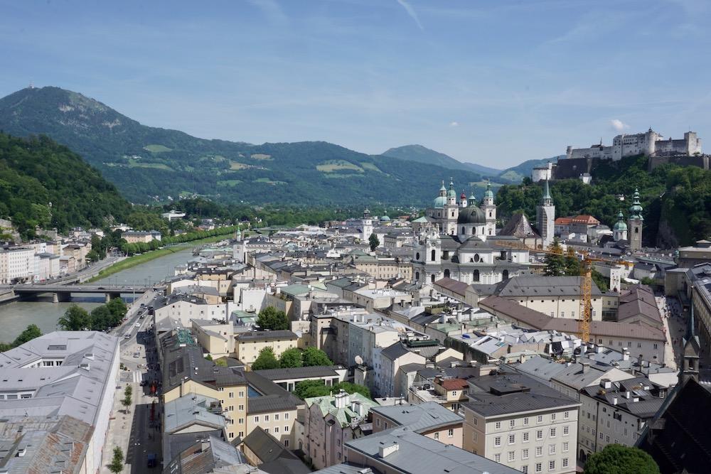 Salzburg Oostenrijk