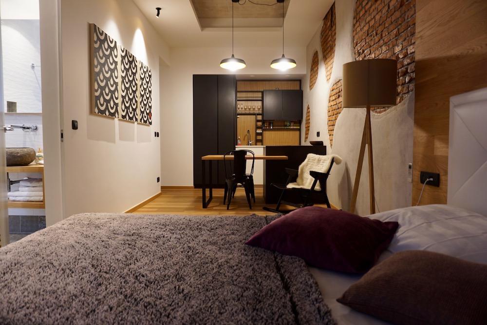 Appartement Tivoli exclusive - left Ljubljana Slovenië