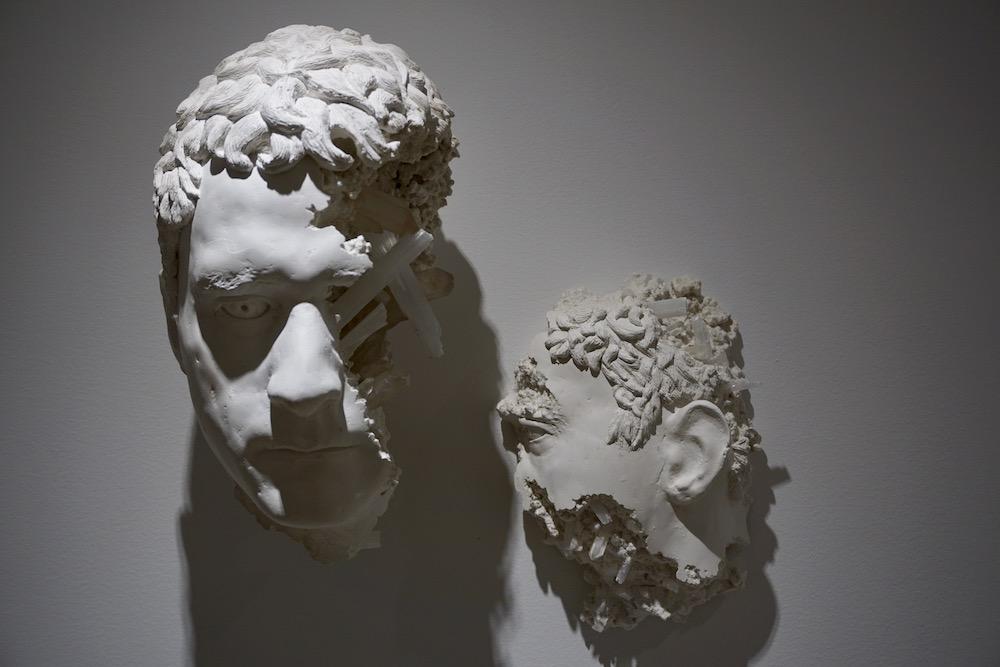 Daniel Arsham Moco Museum Amsterdam Nederland