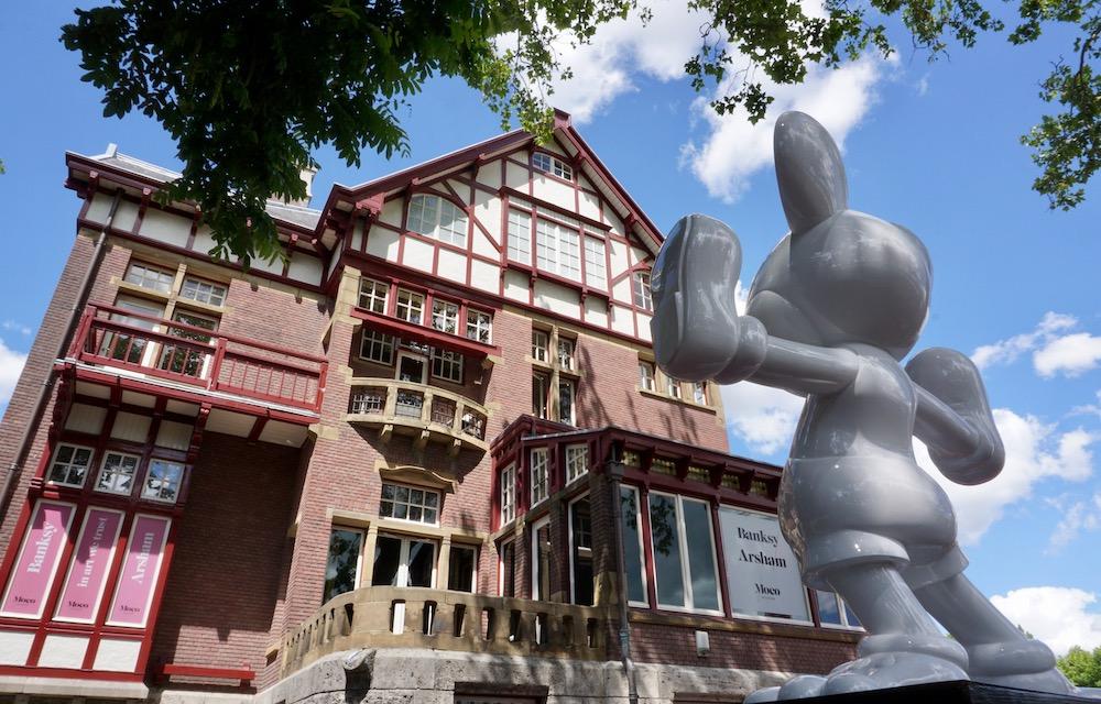 Moco Museum Amsterdam Nederland