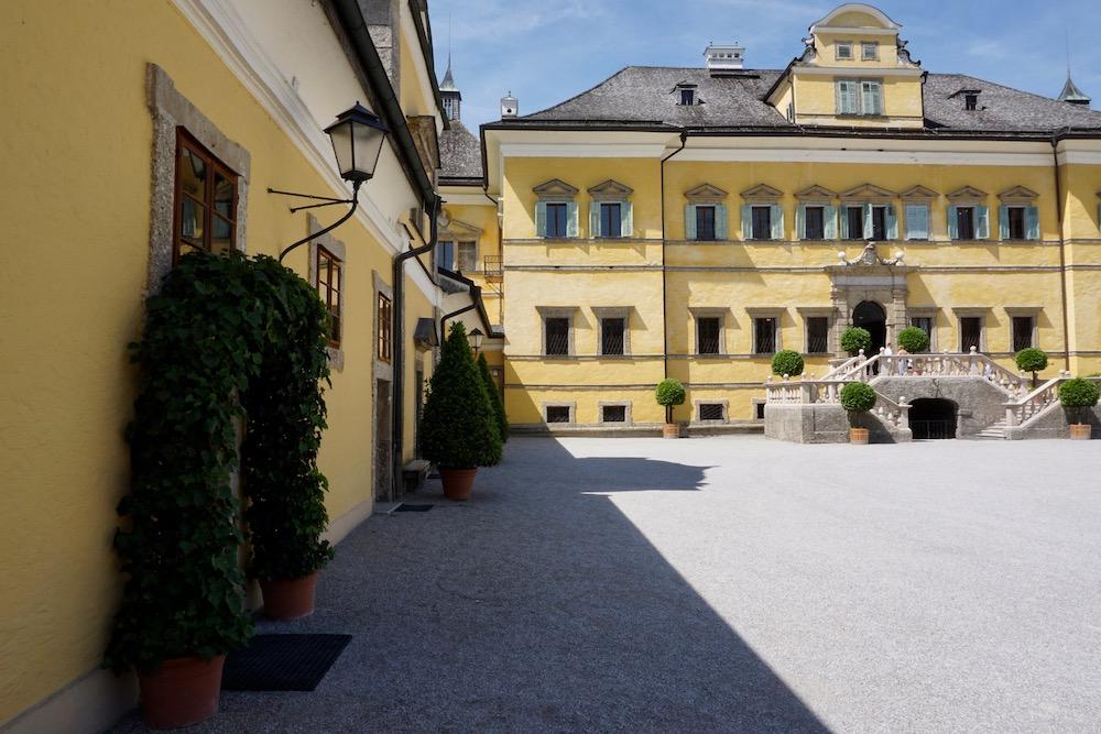 Schloss Hellbrunn Salzburg Oostenrijk
