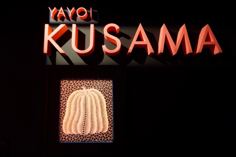 Yayoi KusamaMoco Museum Amsterdam Nederland