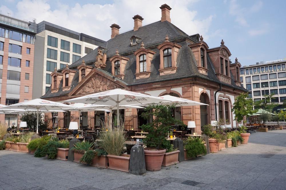 Café Hauptwache Frankfurt am Mein Duitsland