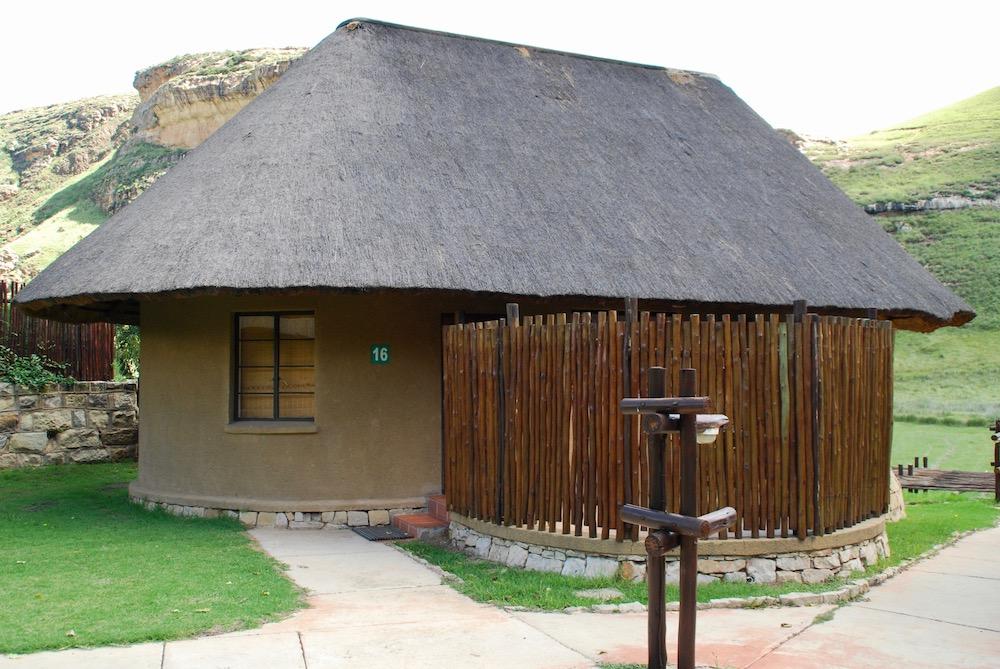 Glen Reenen Rest Camp Clarens Zuid-Afrika