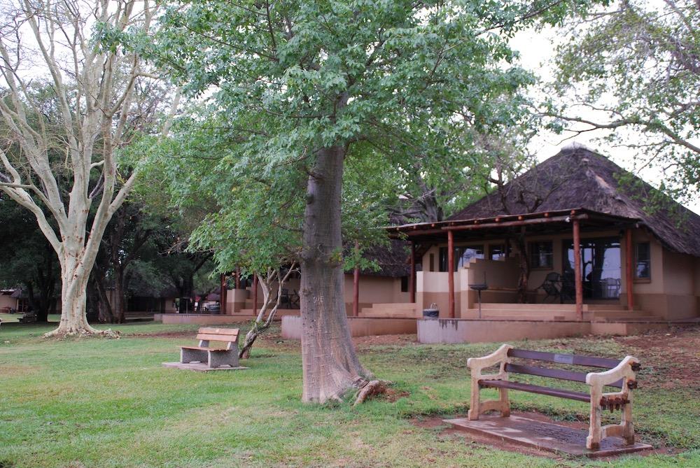 Lower Sabie Rest Camp Kruger National Park Zuid-Afrika