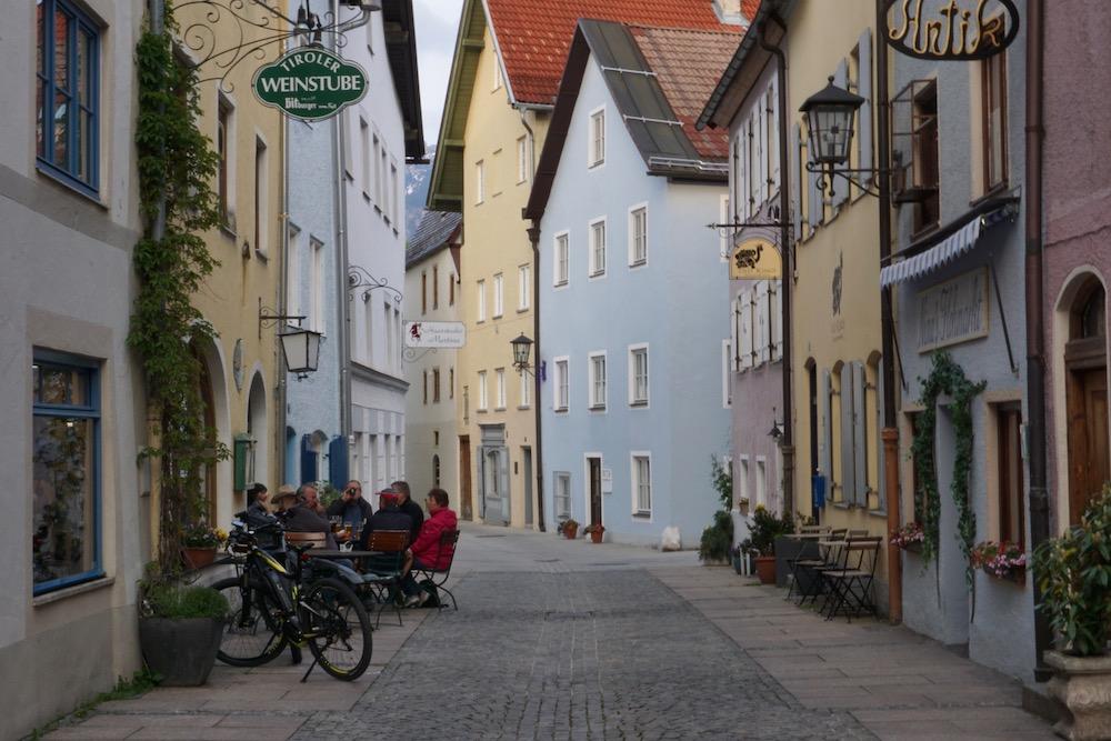 Stedentrip Duitsland Füssen
