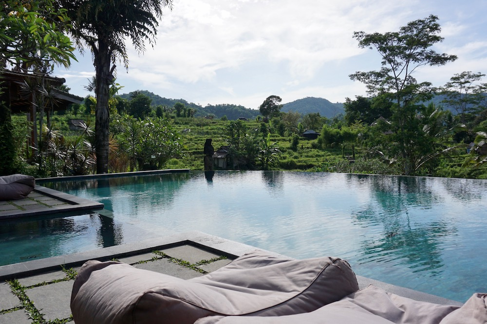 Sawah Indah Villa Sidemen Bali Indonesië