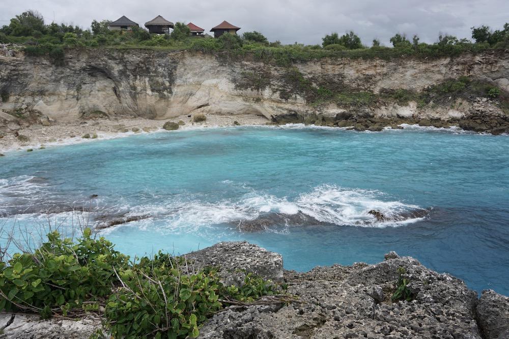Blue Lagoon Nusa Ceningan Indonesië