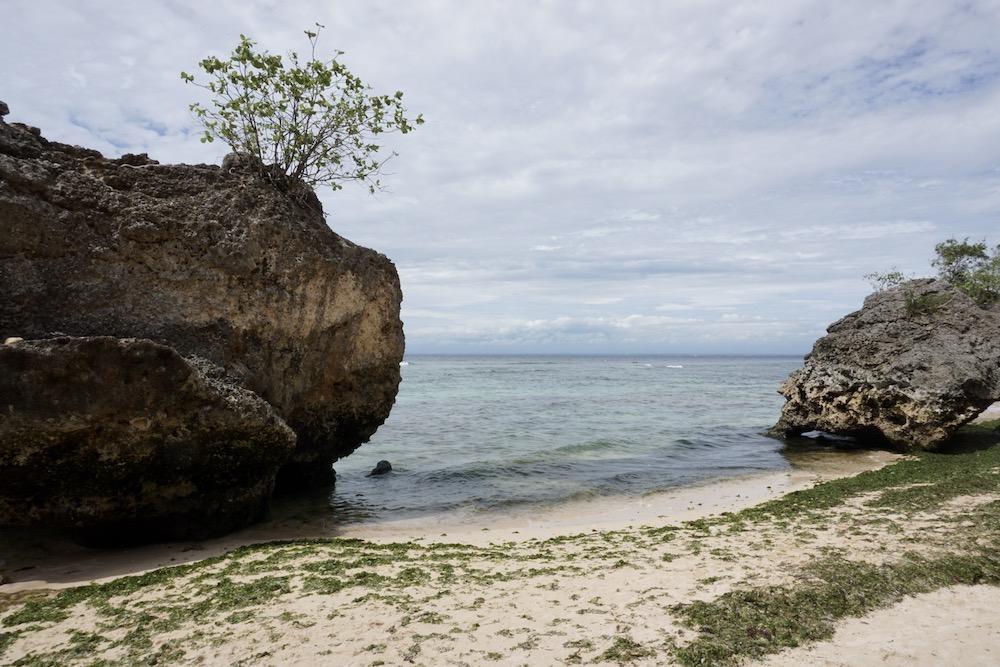 Padang Padang Beach Uluwatu Bali Indonesië