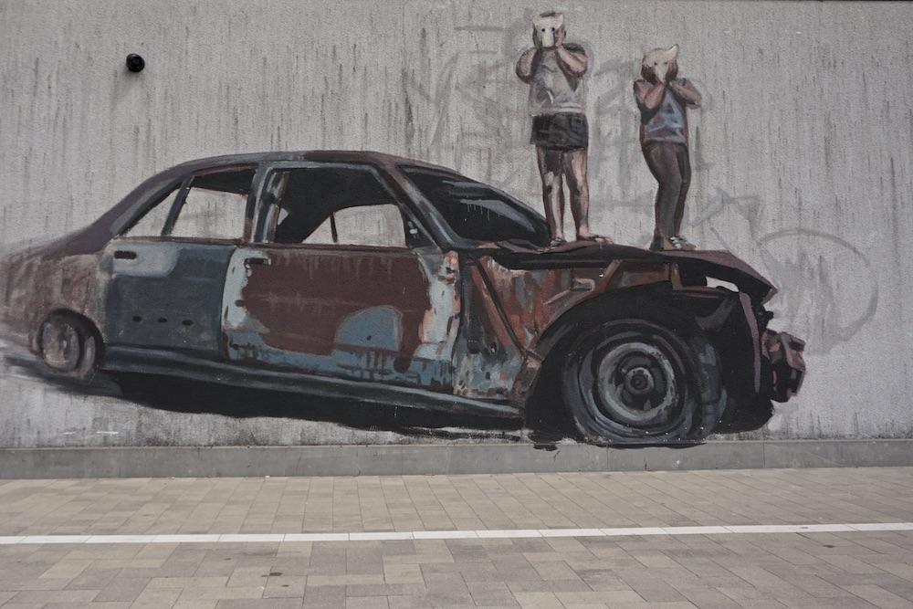 Gratis parkeren Oostende België