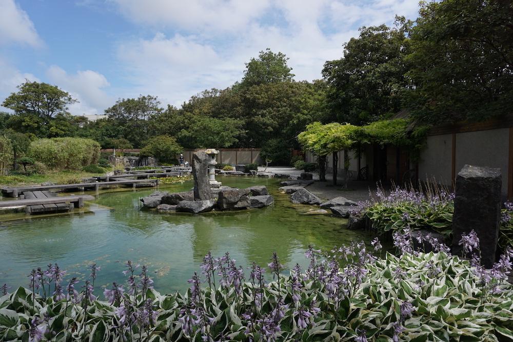 Japanse Tuin Oostende België
