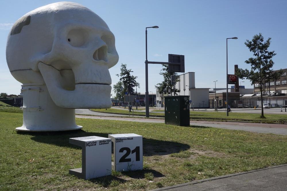 Merwe-Vierhavengebied M4H Rotterdam Nederland