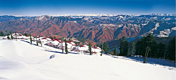 Manali 3 Nights 4 Days Tour Package 178