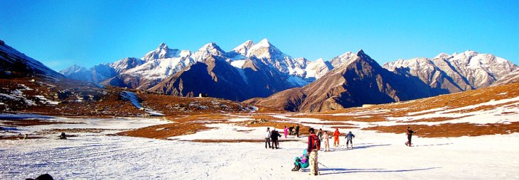 Manali 2 Nights 3 Days Tour Package 168