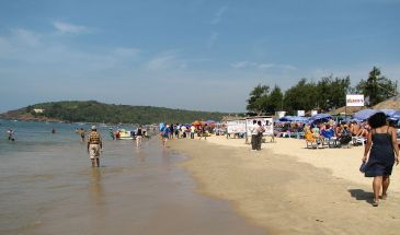 Goa 6 Nights 7 Day Tour Packages 31