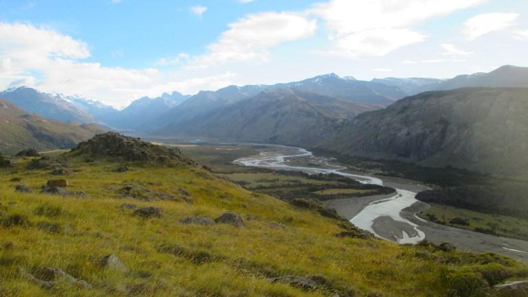 Fitz Roy: Del Salto Valley