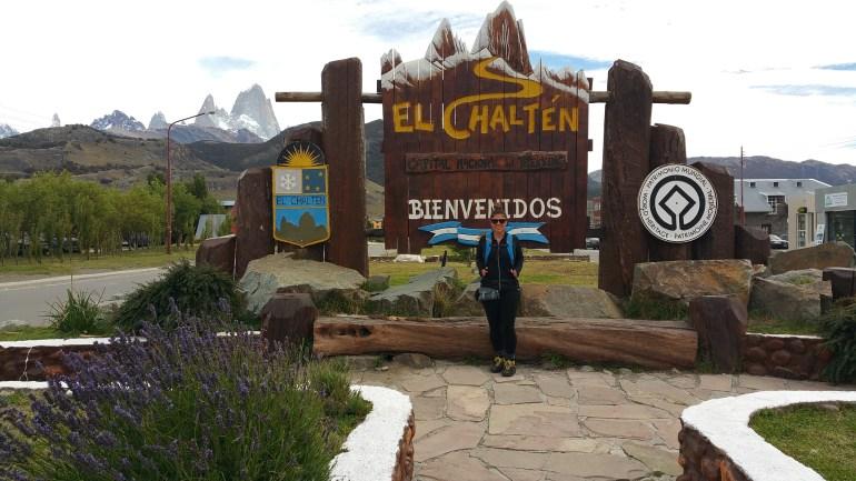 El Chalten Bienvenidos