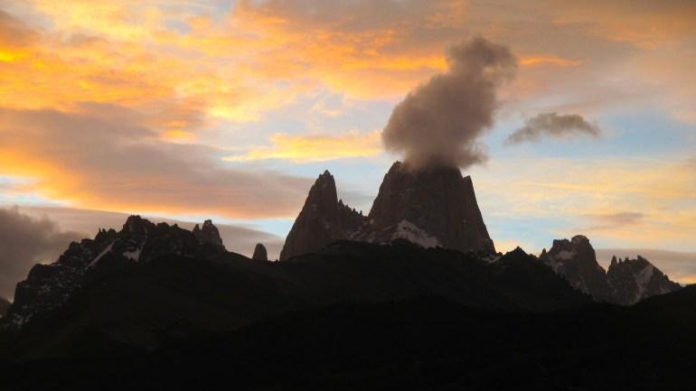 Cerro Torre Sunset