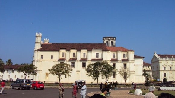 Old Goa (Places to visit in Goa)