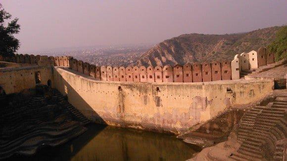 Nahargarh fort, rang de basanti shooting spot (Places to visit in Jaipur)