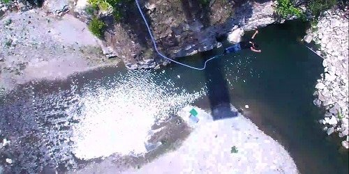 Bungee Jumping in Rishikesh