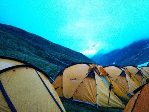 Ronti Gad Camp, Rupin Pass - Day 7