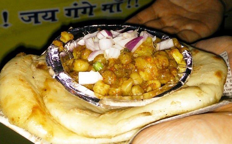 Cholle Kulche Ganga Arti