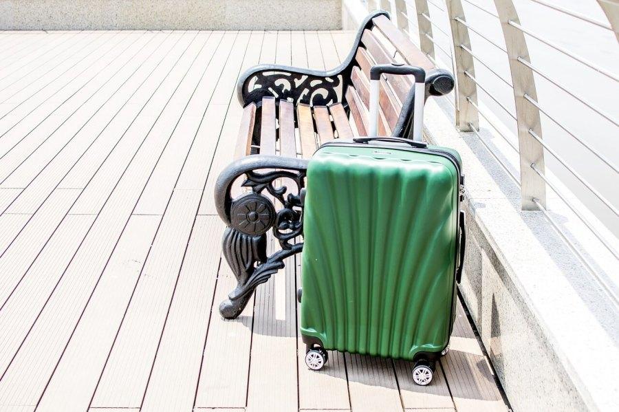 handgepäck koffer hartschale