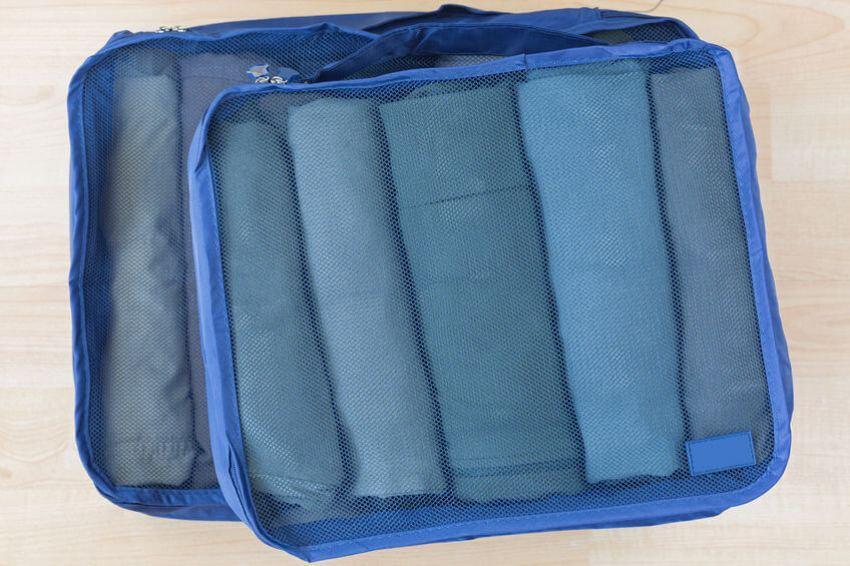 packing cubes netz