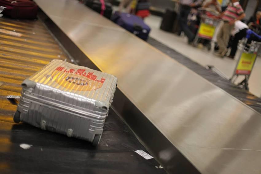 gepäckband koffer