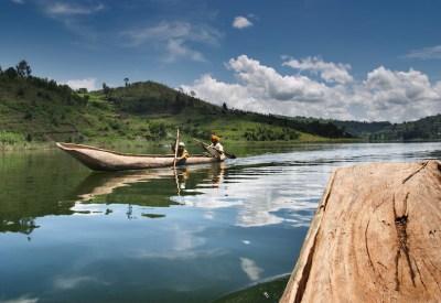 Lake Bunyonyo, Uganda