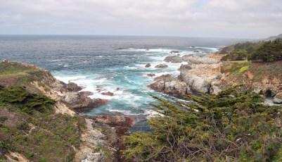 La côte de Big Sur