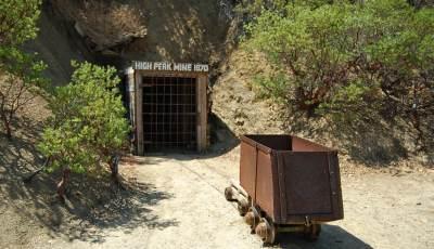 High Peak Mine à Julian