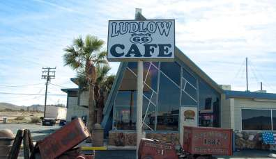 Ludlow Cafe