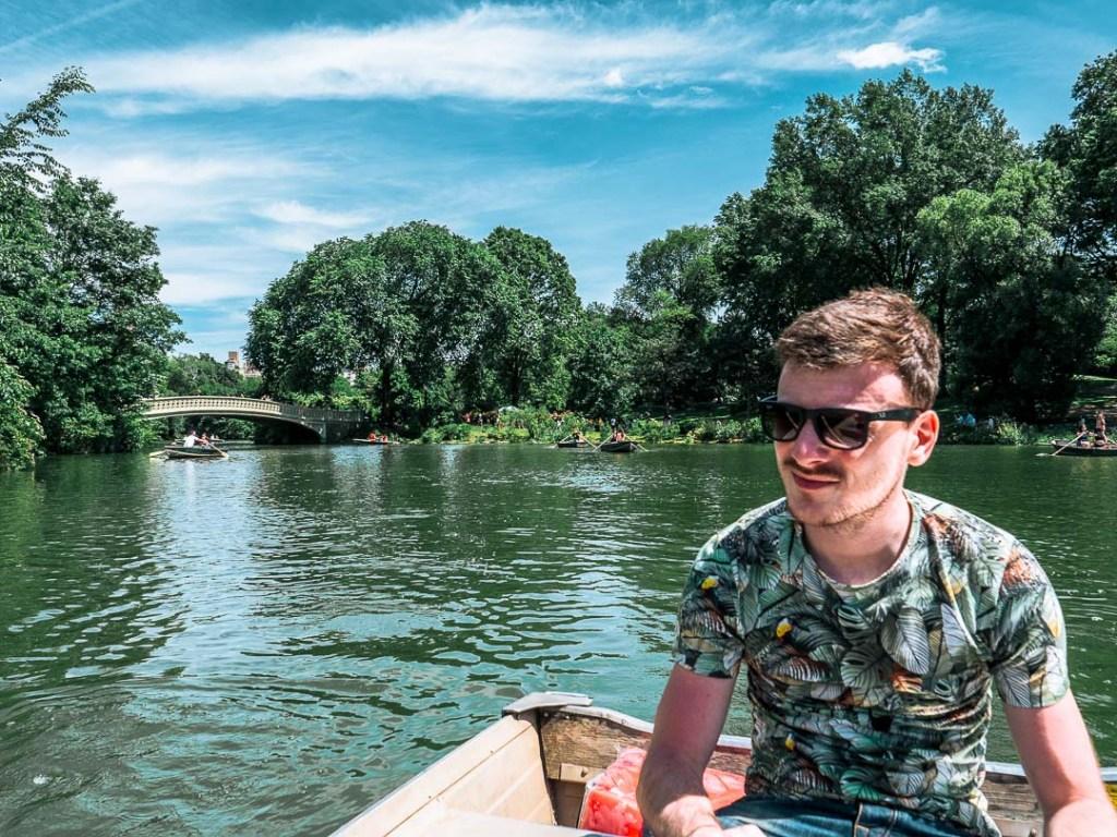 central park barque