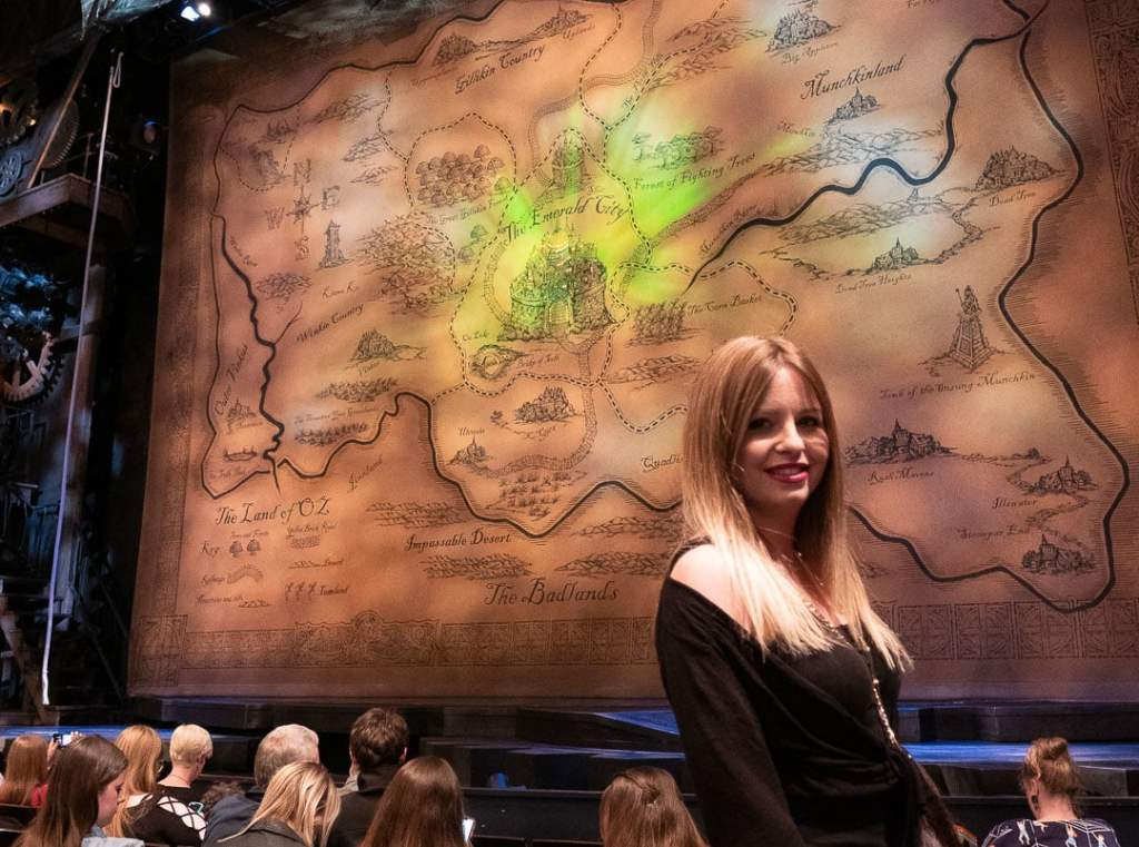 Comédie Musicale Wicked