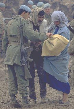 Kurdish Refugees in Northern Iraq