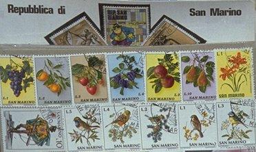San Marino - The Postcard Republic