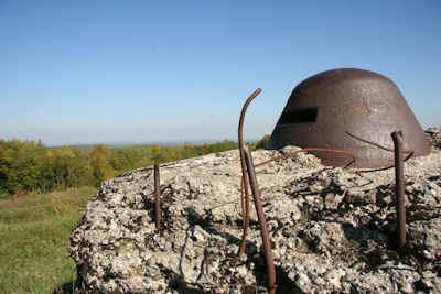 Fort de Douaumont, Verdun