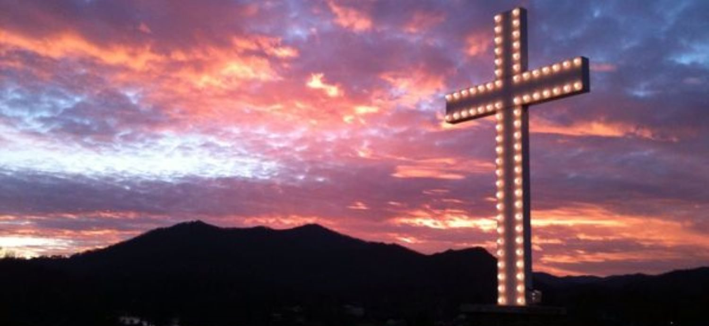 The Cross at Lake Junaluska
