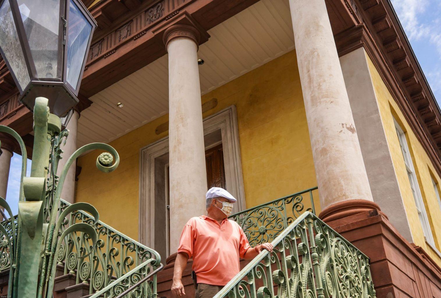 City Market Historic Charleston