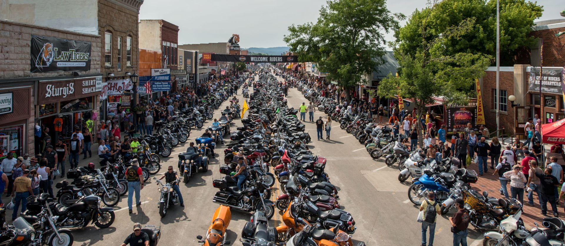 Sturgis Motocycle Rally